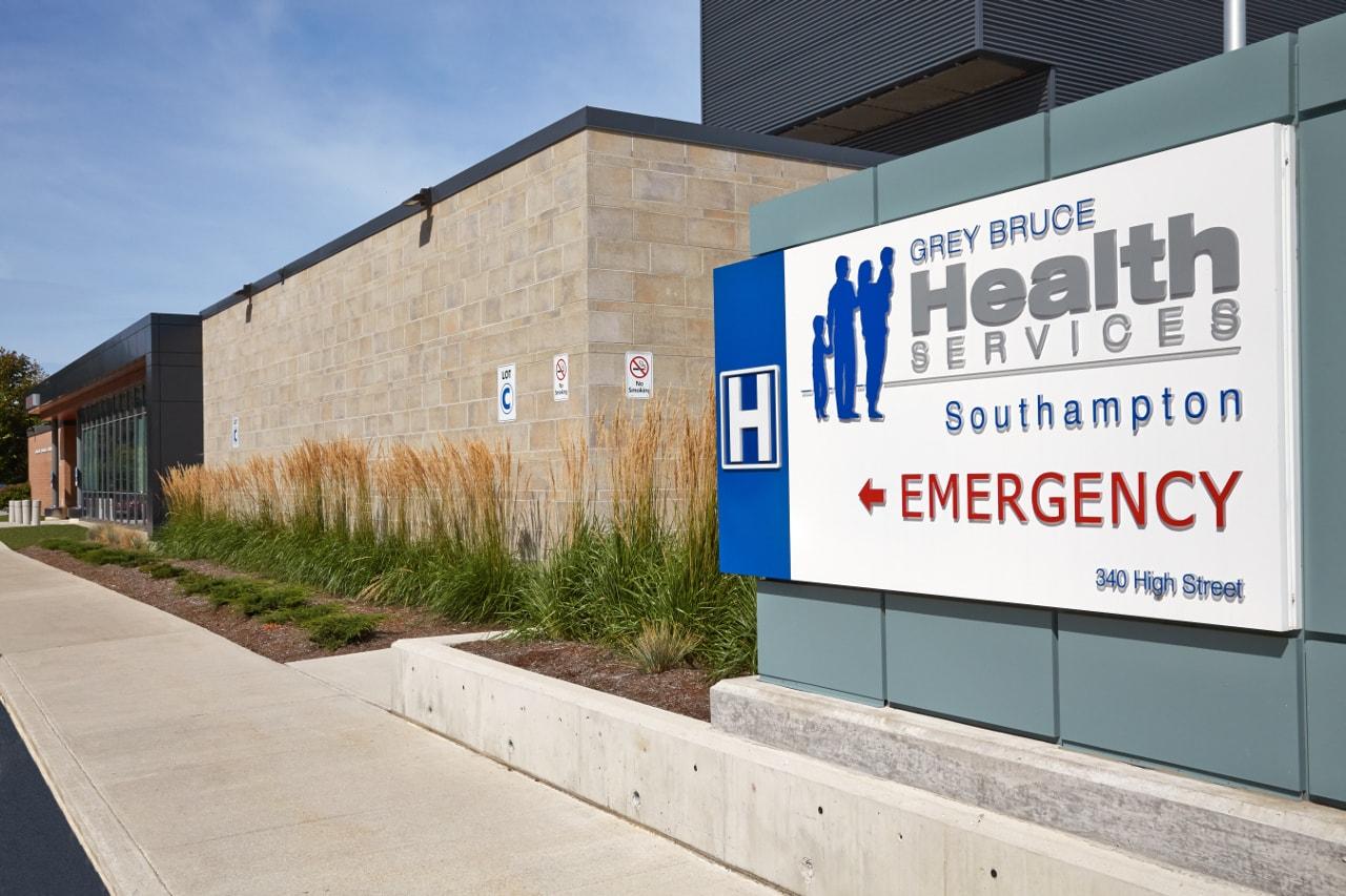 Hero Image of Southampton Hospital - Emergency Department Redevelopment