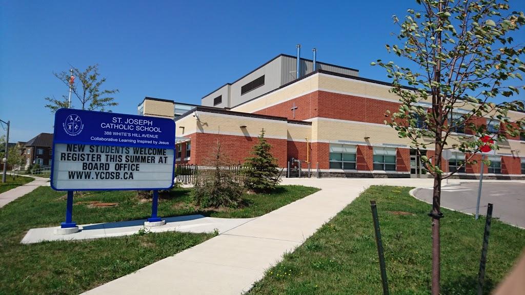 Hero Image of St. Joseph Catholic Elementary School