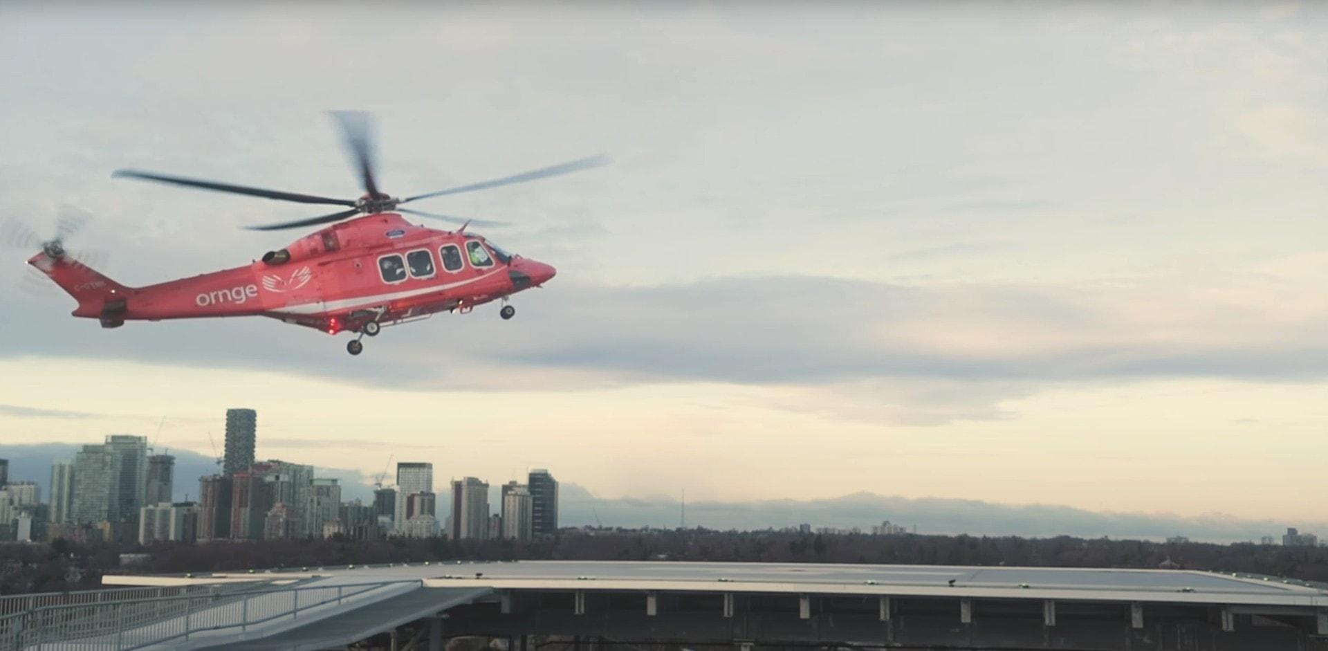 Hero Image of Sunnybrook Health Sciences Centre - Rooftop Helipad