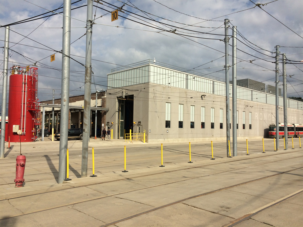Hero Image of Roncesvalles Carhouse Extension