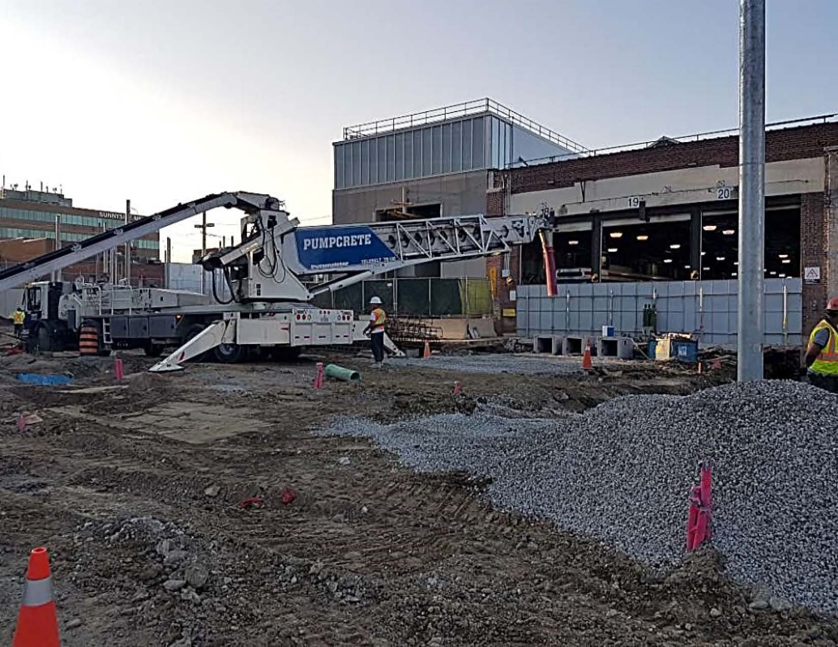 Hero Image of Roncesvalles Track and Carhouse Modifications
