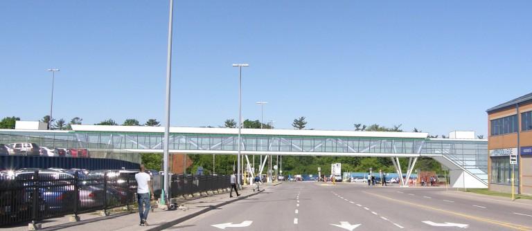 Ajax Pedestrian Bridge