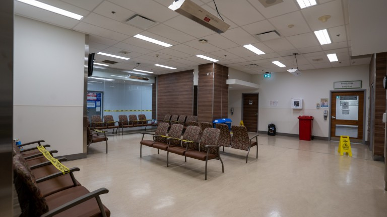 Michael Garron Hospital - Chest Centre 1