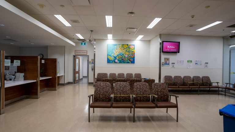 Michael Garron Hospital - Chest Centre 2
