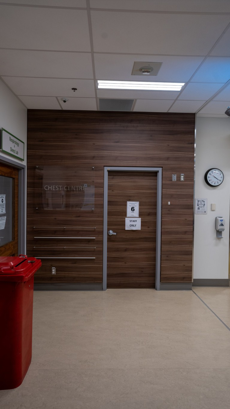 Michael Garron Hospital - Chest Centre 3