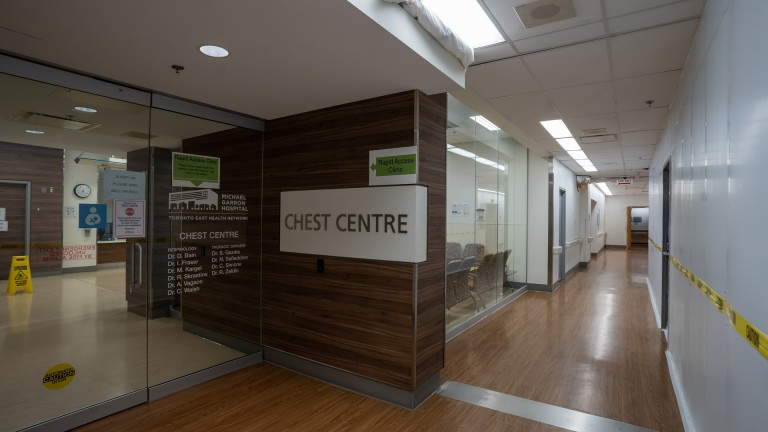 Michael Garron Hospital - Chest Centre 18