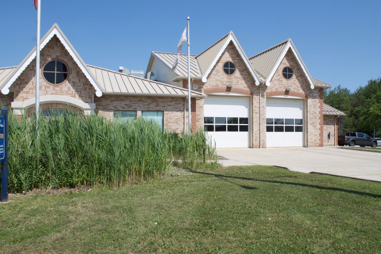 Vaughan Fire and Rescue EMS Station 7-9