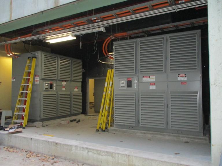 Michael Garron Hospital - Generator and Transformer Upgrade 1