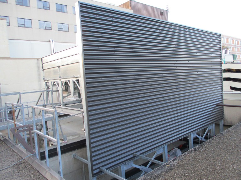 Michael Garron Hospital - Generator and Transformer Upgrade 2