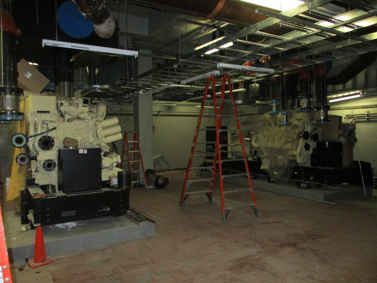 Michael Garron Hospital - Generator and Transformer Upgrade 3