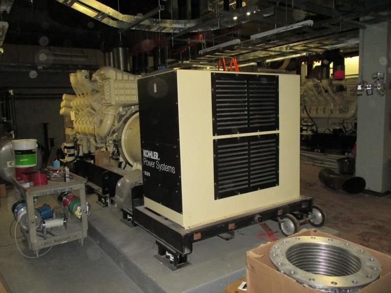 Michael Garron Hospital - Generator and Transformer Upgrade 4
