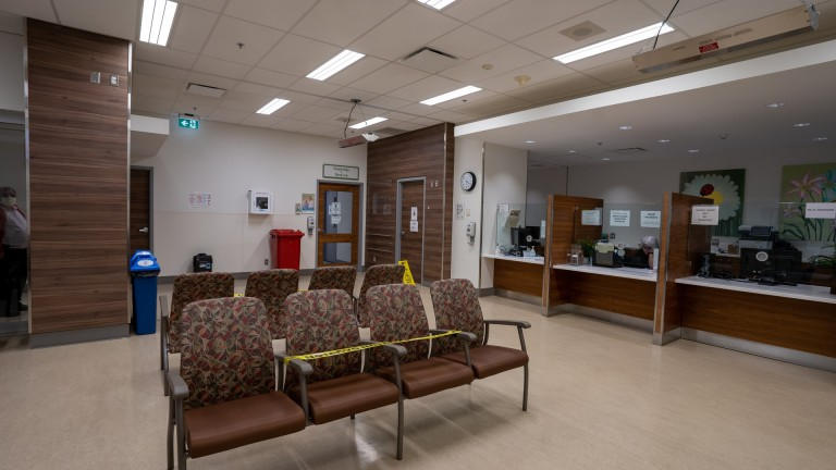 Michael Garron Hospital - Chest Centre 21