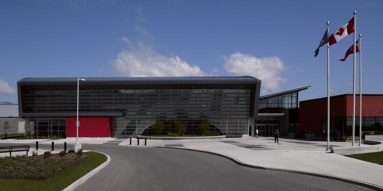 Oshawa Recreation Centre - Delpark Homes Centre