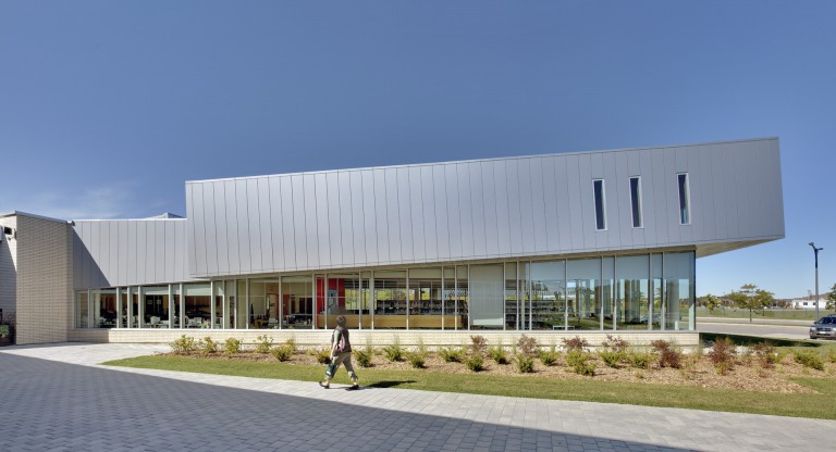 Pleasant Ridge Library 2