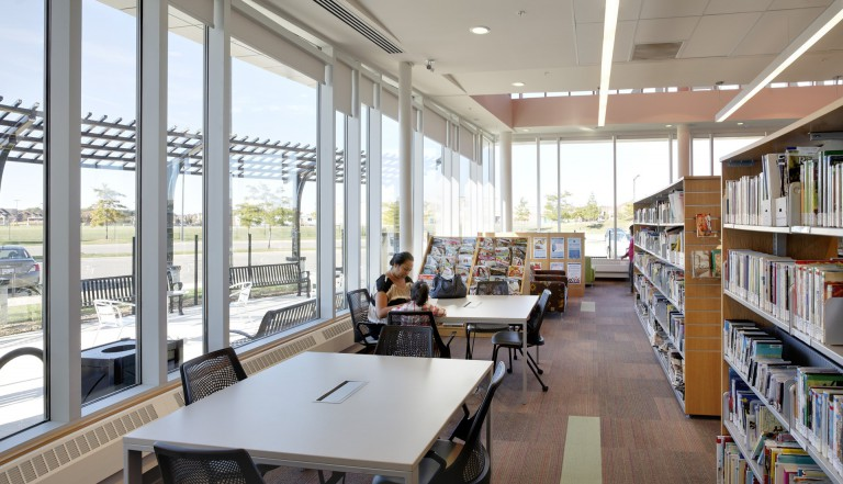 Pleasant Ridge Library 3