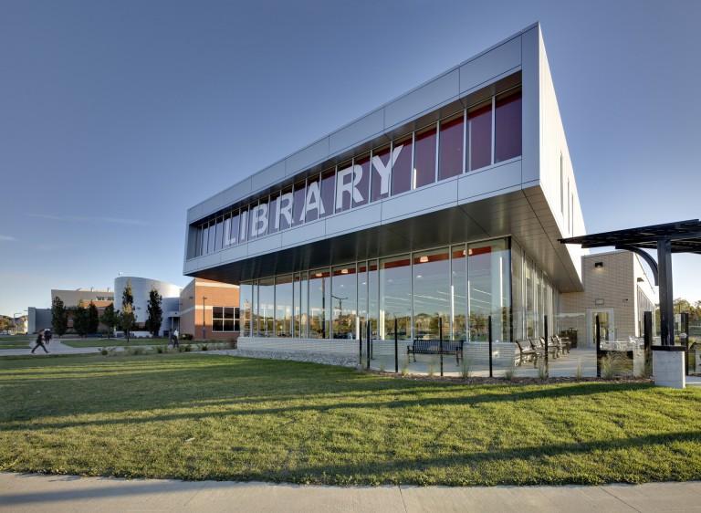 Pleasant Ridge Library 5