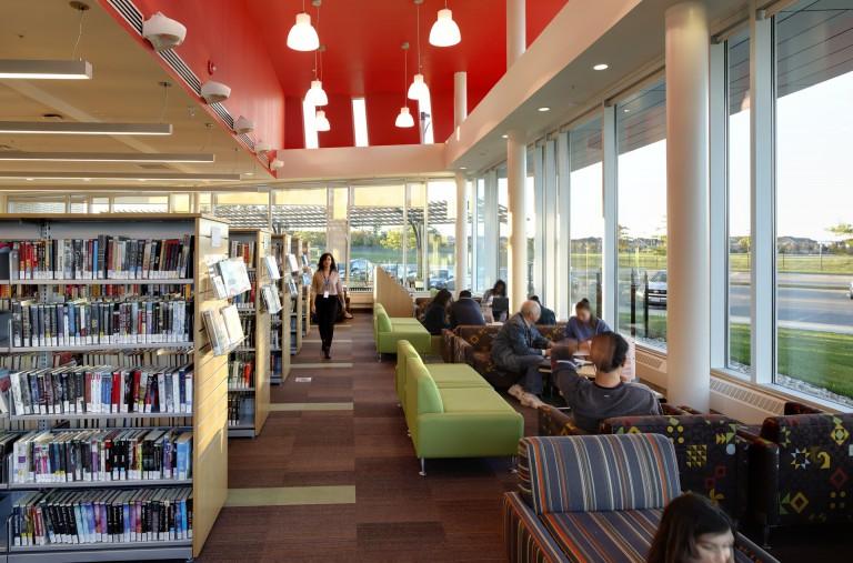 Pleasant Ridge Library 6