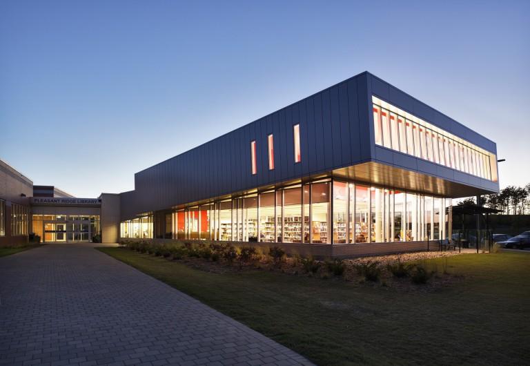 Pleasant Ridge Library 7