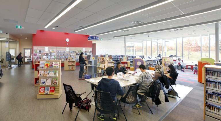 Pleasant Ridge Library 10