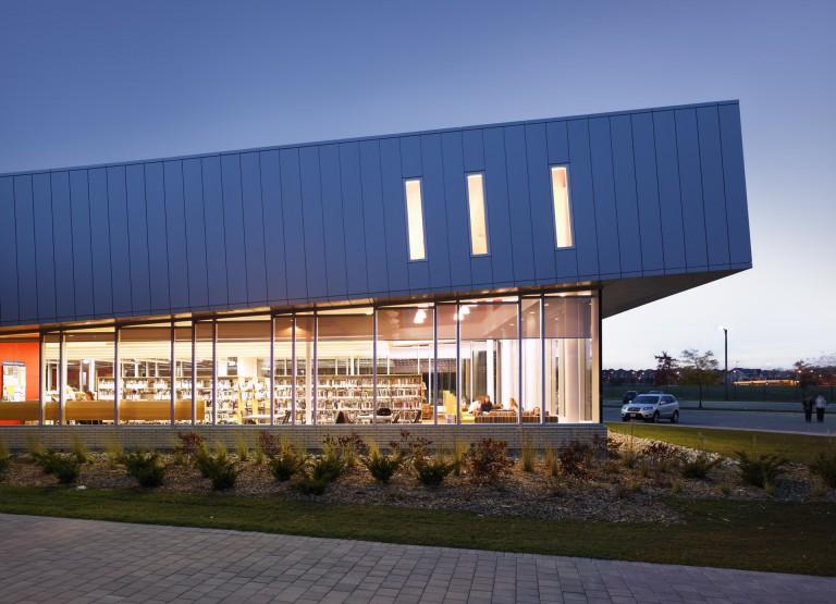 Pleasant Ridge Library 14
