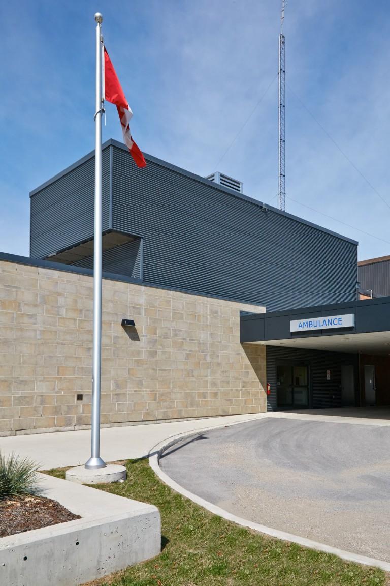 Southampton Hospital - Emergency Department Redevelopment 2
