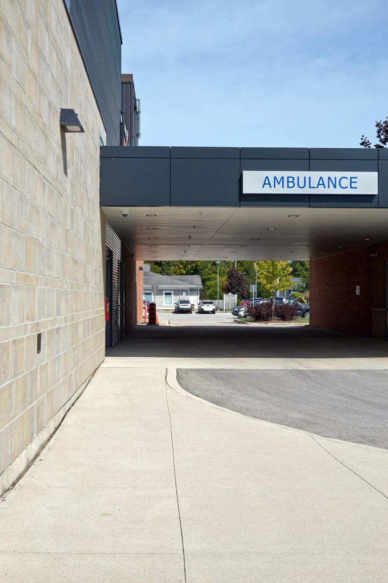 Southampton Hospital - Emergency Department Redevelopment 3