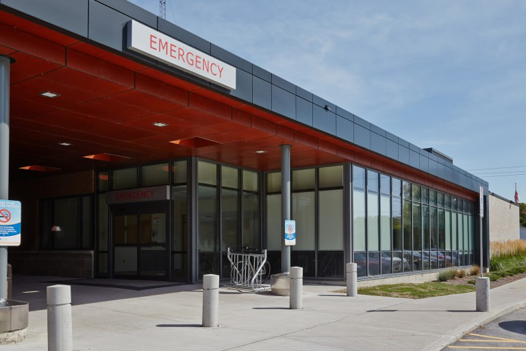 Southampton Hospital - Emergency Department Redevelopment 6