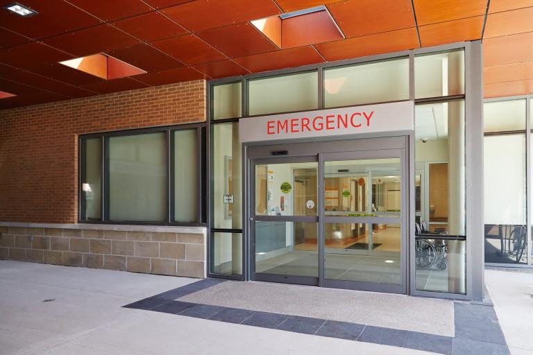 Southampton Hospital - Emergency Department Redevelopment 7