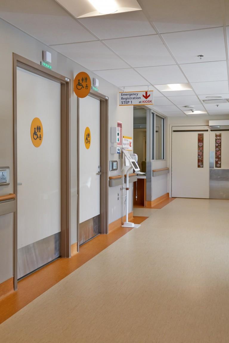 Southampton Hospital - Emergency Department Redevelopment 8