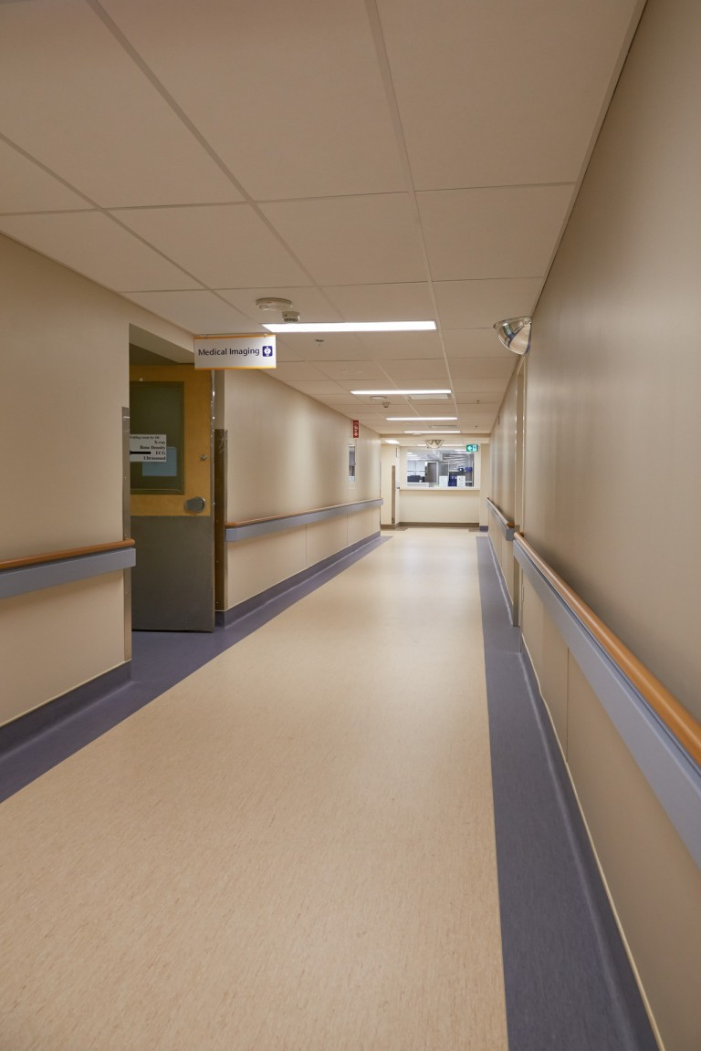 Southampton Hospital - Emergency Department Redevelopment 32