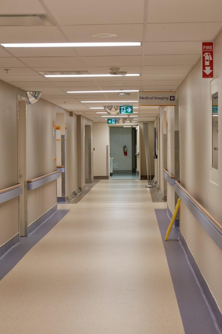 Southampton Hospital - Emergency Department Redevelopment 33