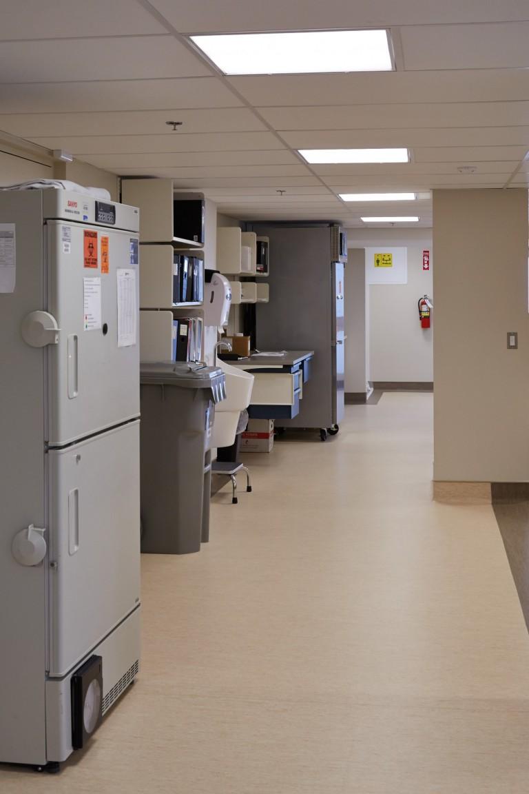 Southampton Hospital - Emergency Department Redevelopment 37