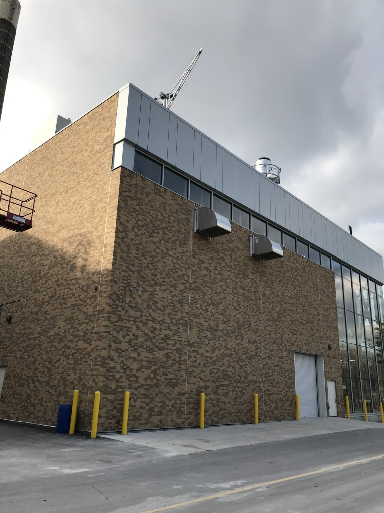 Sunnybrook Health Sciences Centre - Combined Heating and Power Plant