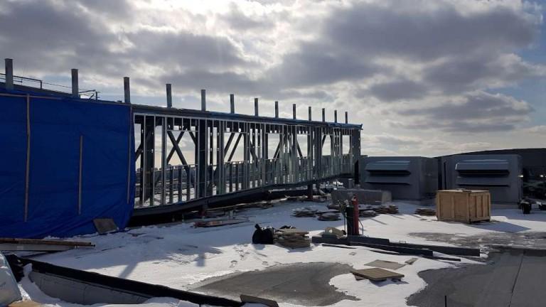 Sunnybrook Health Sciences Centre - Rooftop Helipad 7