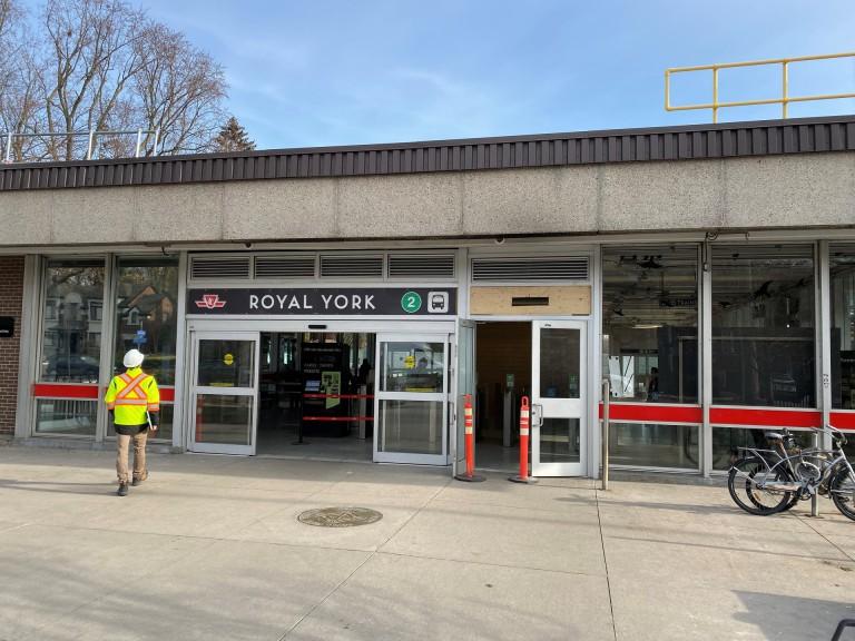 Royal York Station - Easier Access Phase 3