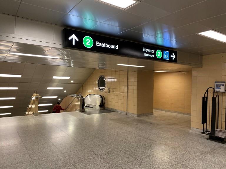 Royal York Station - Easier Access Phase 3 1