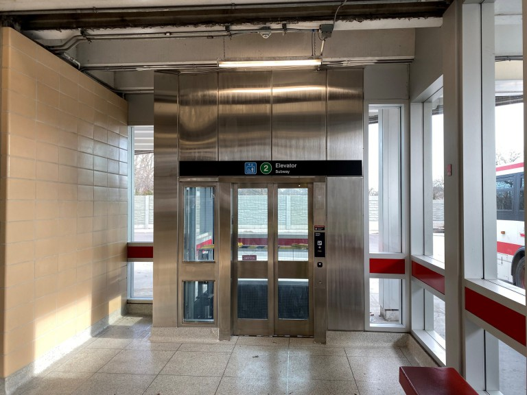Royal York Station - Easier Access Phase 3 3
