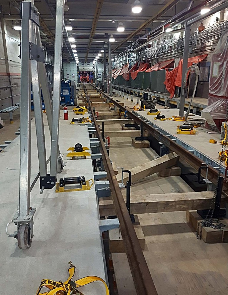 Roncesvalles Track and Carhouse Modifications 13