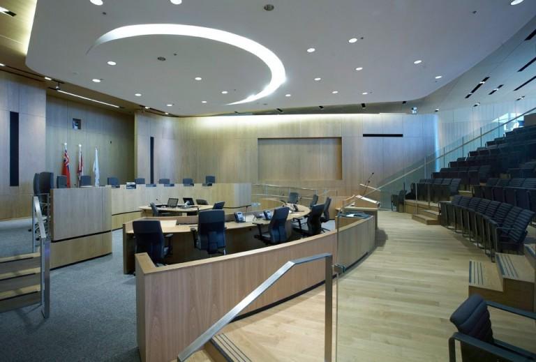 Vaughan Civic Centre 14