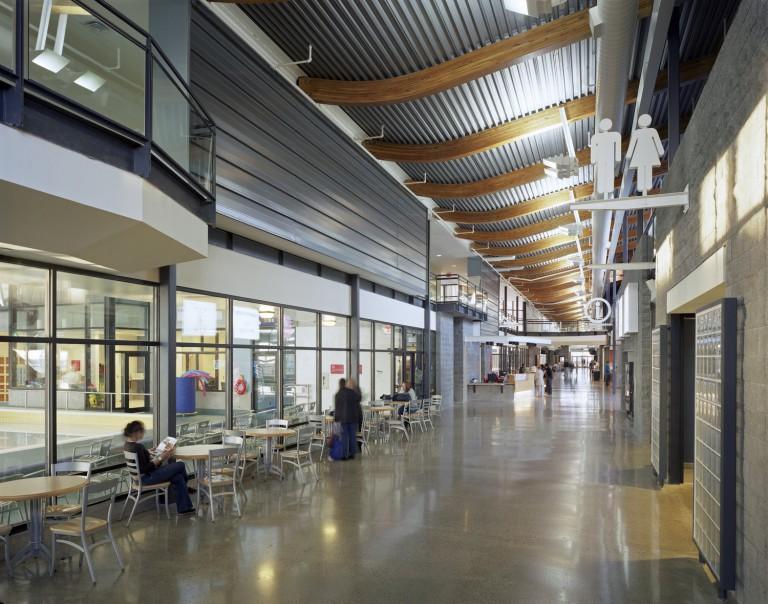 Oshawa Recreation Centre - Delpark Homes Centre 1