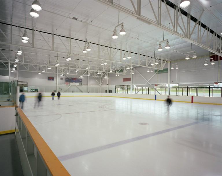 Oshawa Recreation Centre - Delpark Homes Centre 2