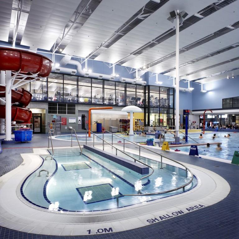 Oshawa Recreation Centre - Delpark Homes Centre 4