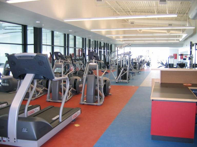 Oshawa Recreation Centre - Delpark Homes Centre 5
