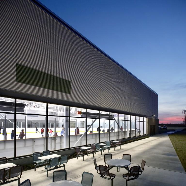 Oshawa Recreation Centre - Delpark Homes Centre 6