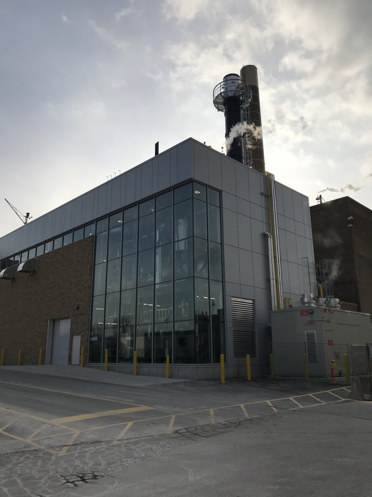 Sunnybrook Health Sciences Centre - Combined Heating and Power Plant 1