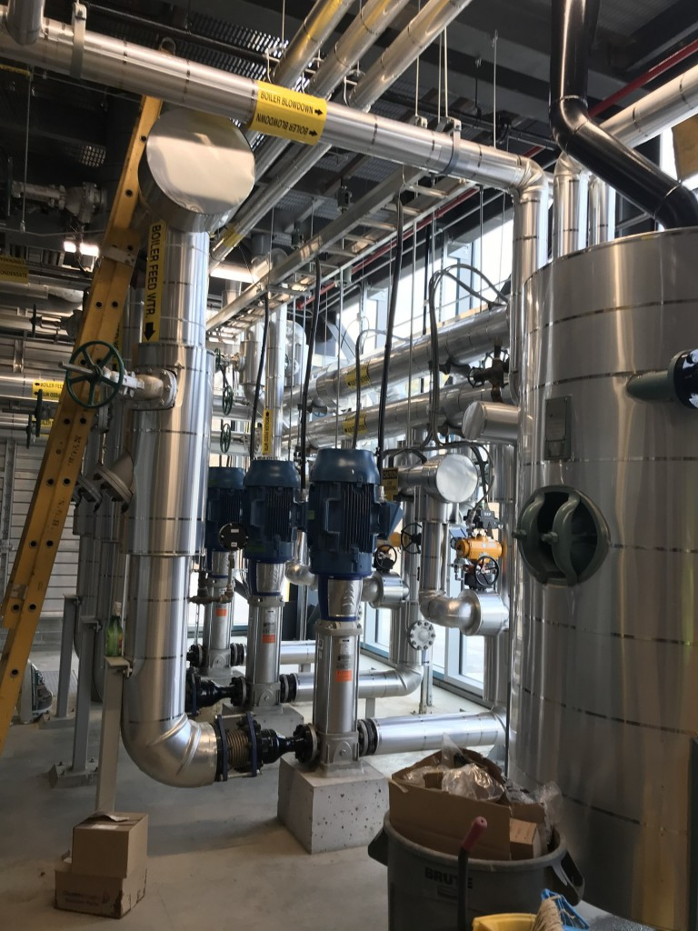 Sunnybrook Health Sciences Centre - Combined Heating and Power Plant 5