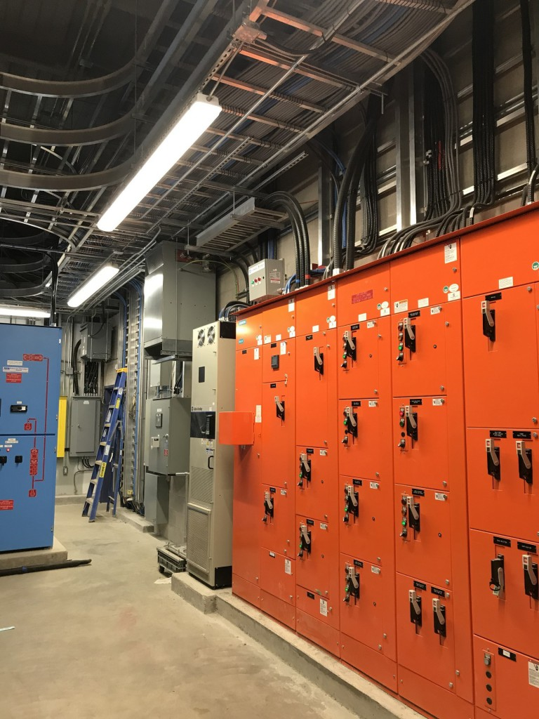 Sunnybrook Health Sciences Centre - Combined Heating and Power Plant 6
