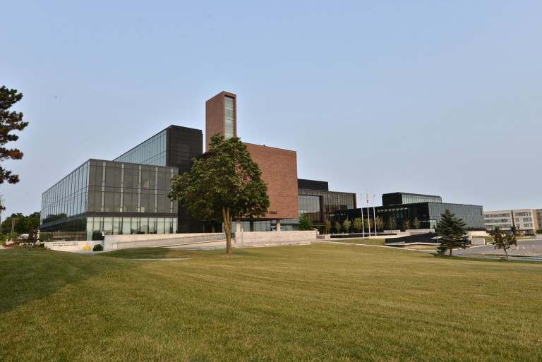Vaughan Civic Centre 1