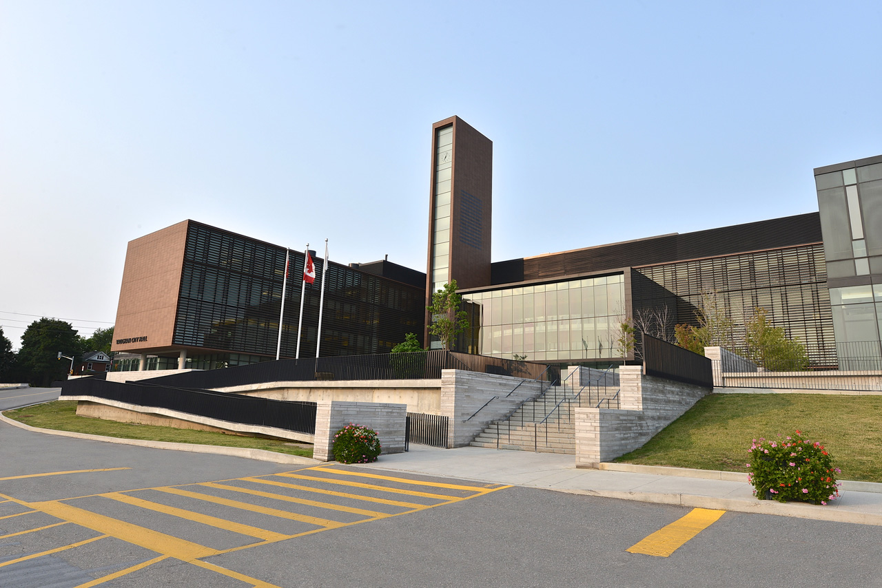 Hero Image of Vaughan Civic Centre